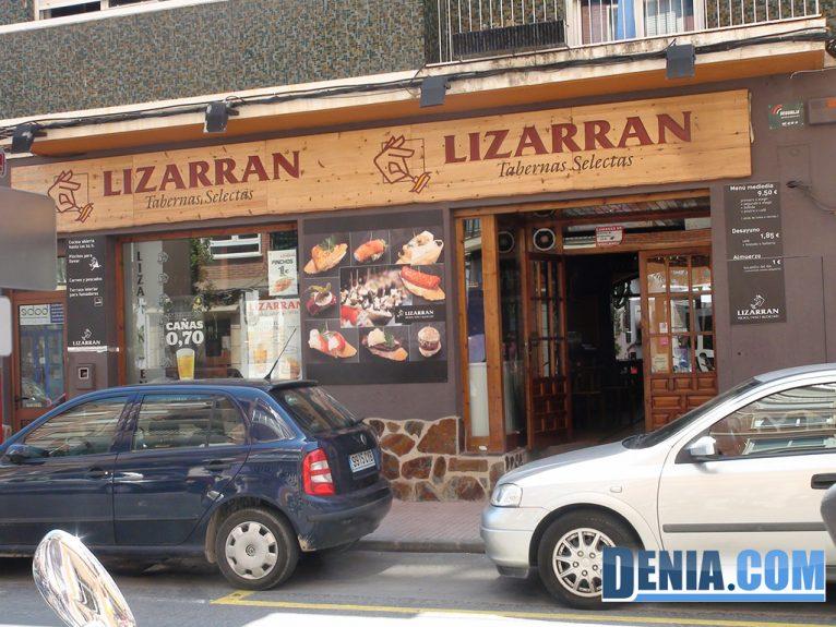 Lizarrán Dénia, patricio Ferrándiz
