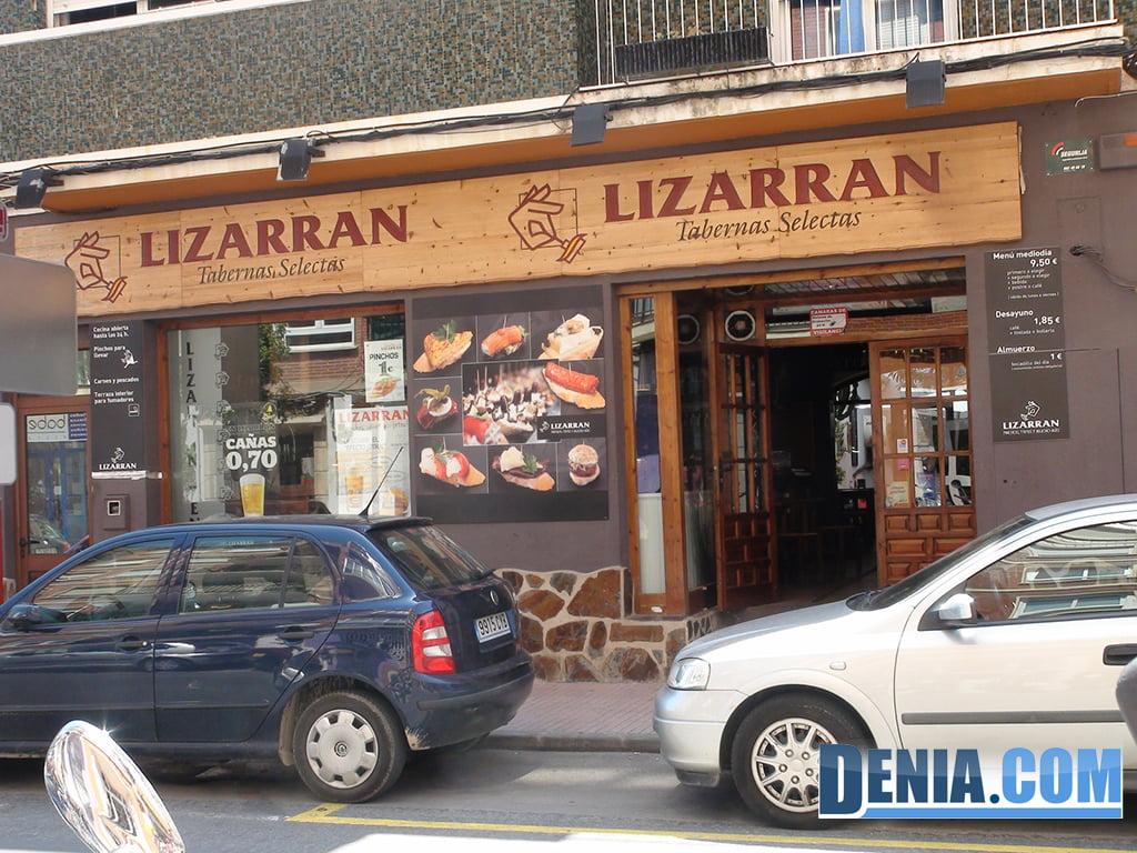 Lizarrán Dénia, patrici Ferrándiz