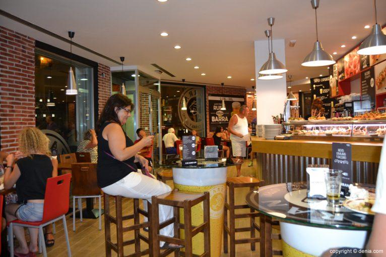 Lizarran - Restaurante en Dénia