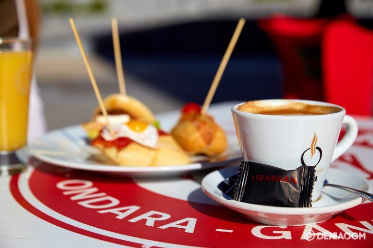 Desayunos en Lizarran