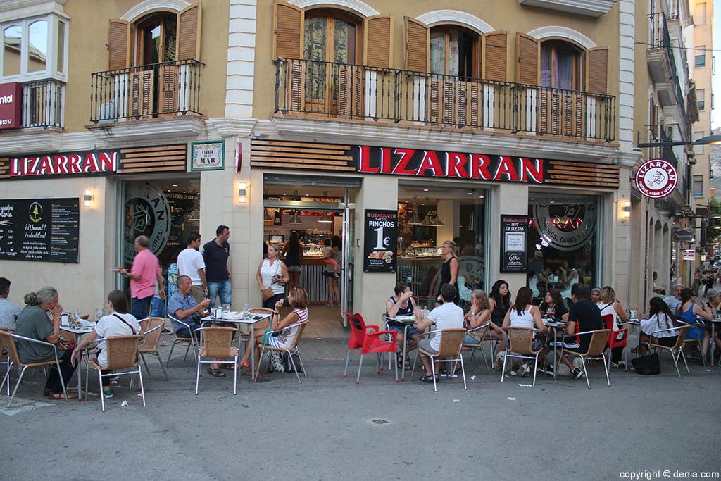 Entrada Lizarran