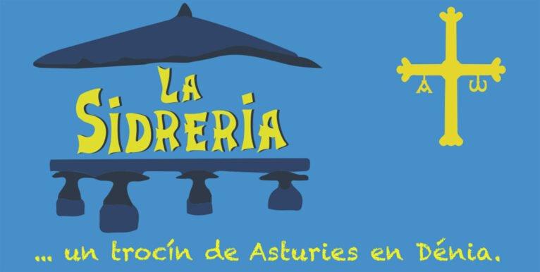 Logotipo de La Sidrería