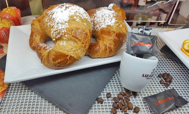 Sorteo desayuno Lizarran Dénia
