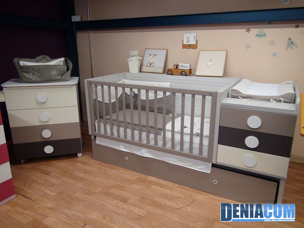 Mobla l'habitació del teu fill a Babyshop Dénia