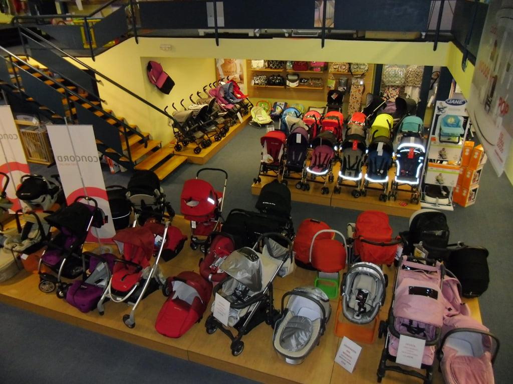 Baby Shop Interior 01