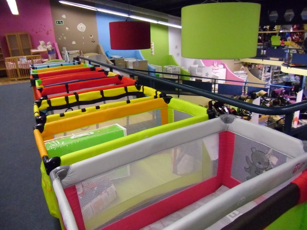 Baby Shop Interior 03