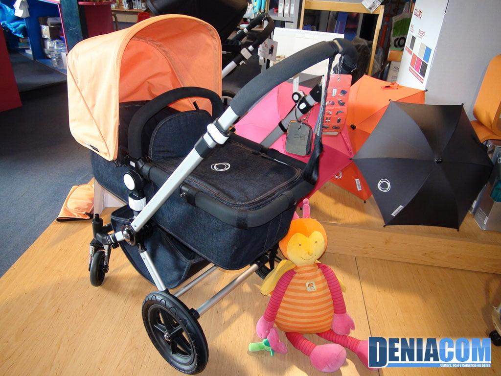Carros de nadó en babyshop Dénia