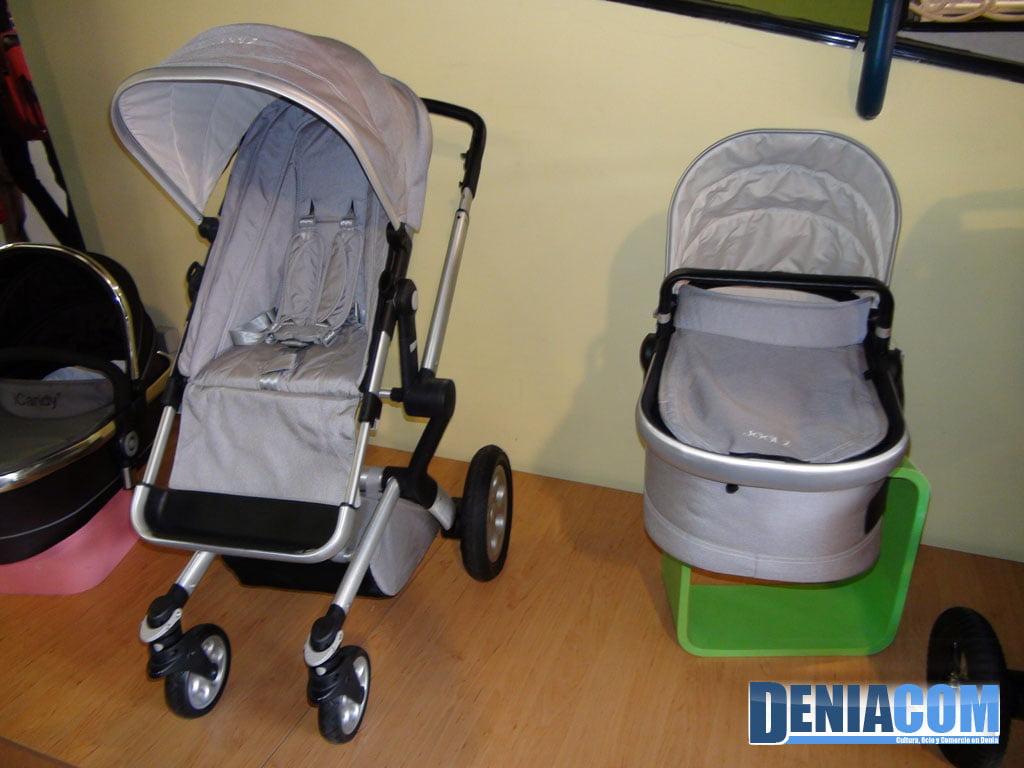 Carros de tot tipus en Babyshop Dénia