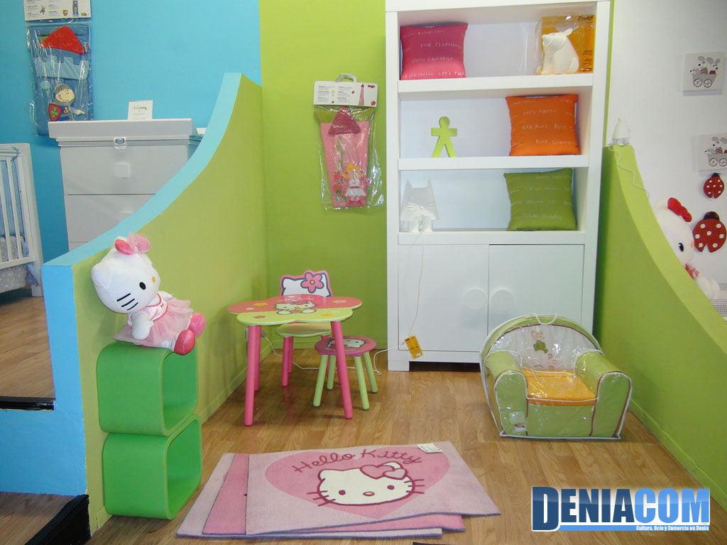 L'habitació dels més petits en Babyshop Dénia