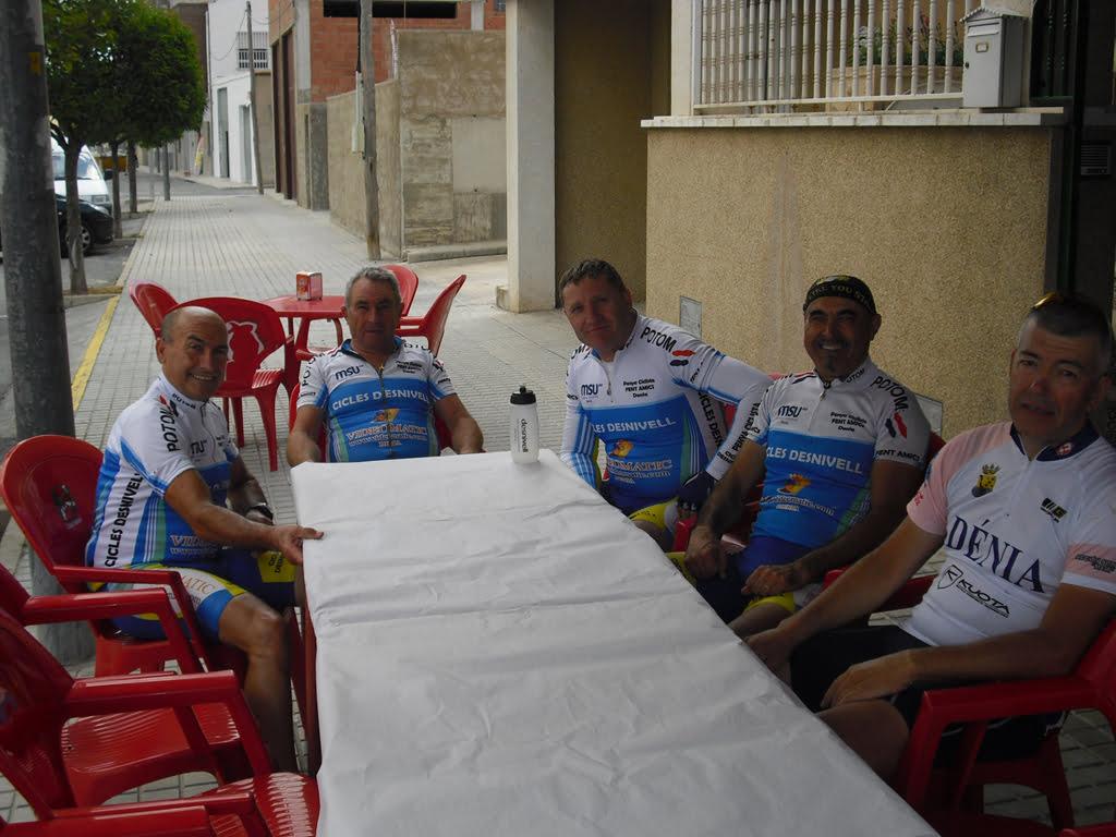 Marcha cicloturista a Bogarra 06