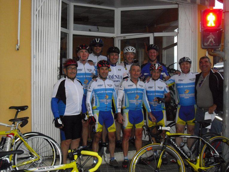 Marcha cicloturista a Bogarra 07