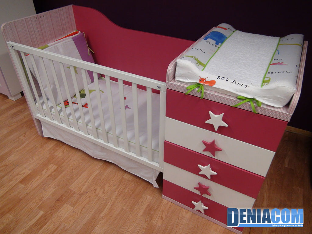 Mobiliari infantil a Babyshop Dénia