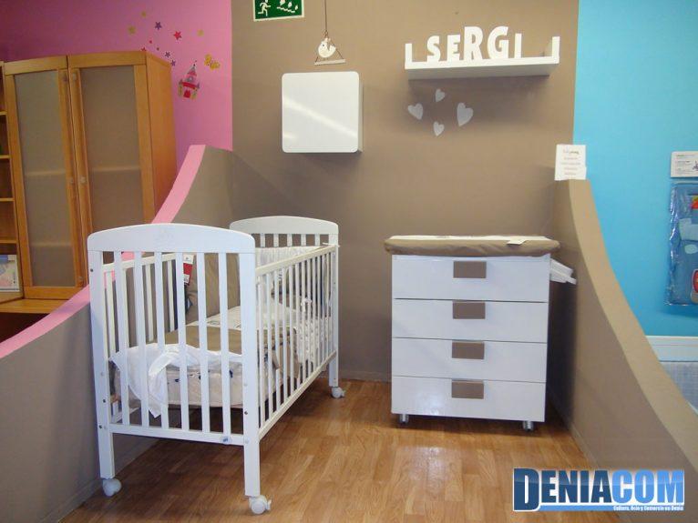 Mobles per a l'habitació del teu fill a Babyshop Dénia