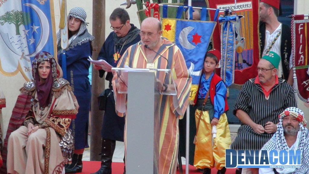 07 Manolo Noguera - pregonero de las fiestas de Moros y Cristianos 2011