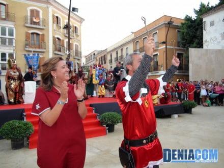 20 Josele Maldonado recibe las llaves de la ciudad