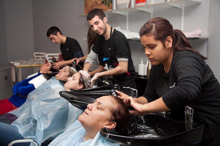 Módulo peluquería CREAMA