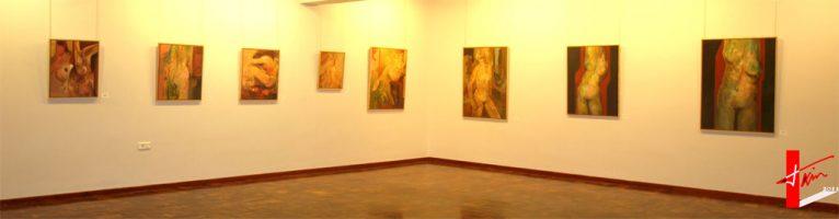 Exhibition of Maria Jose Soriano