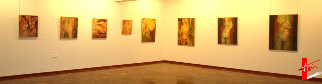 Exhibition of Maria Jose Soriano