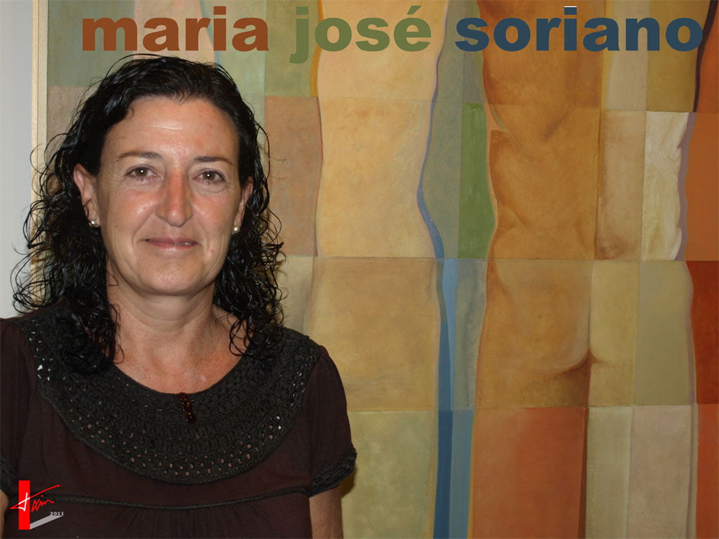 The author Mª José Soriano