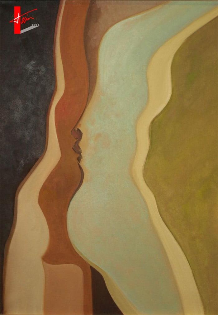 Mª José Soriano exhibits Labyrinths of Woman