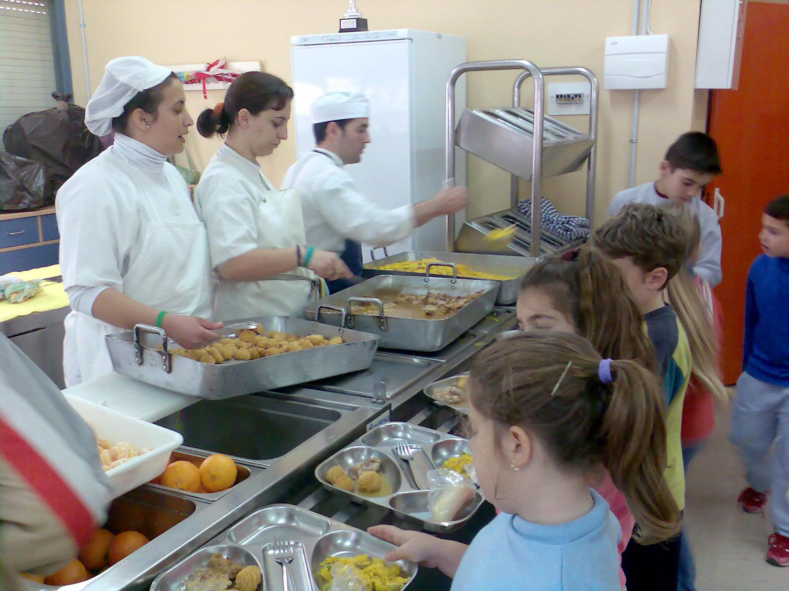 Ayudas para el comedor escolar - Dénia.com