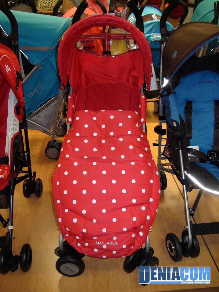BabyShop en Dénia ofrece descuentos en una amplia selección de productos – Carrito rojo