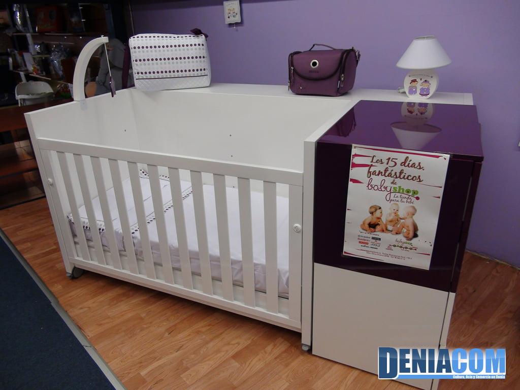 BabyShop en Dénia ofrece descuentos en una amplia selección de productos – Mueble