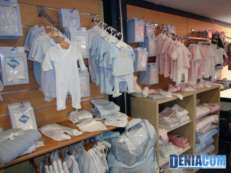 Babyshop en Dénia tiene descuentos en ropa de bebé