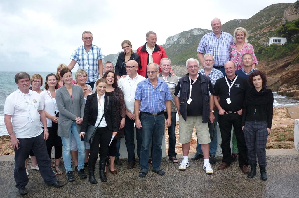 Touroperadores suecos visitan d nia d for Oficina turismo sagunto