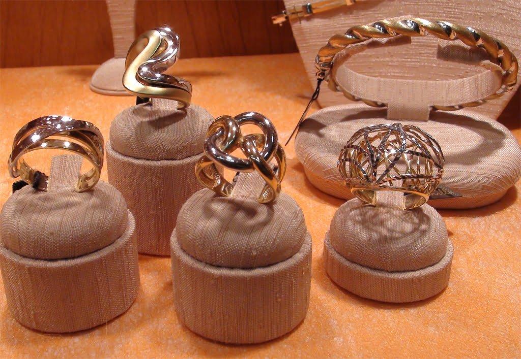 Anells d'or - Joieria Bonilla