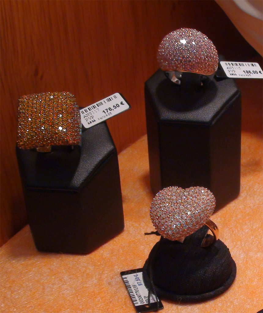 Anells de plata - Joyría Bonilla