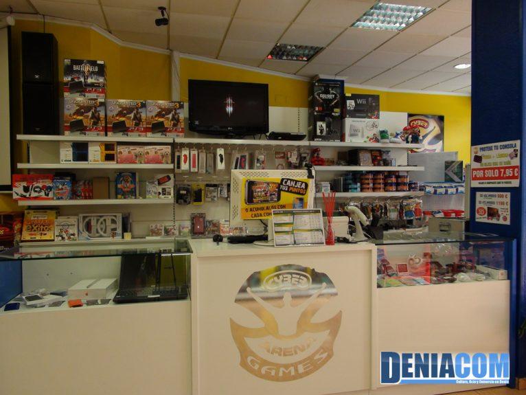 Cyber Arena Games en Dénia