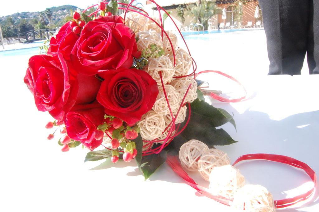 Bouquet de rosas Denia – Floristeria Mandarina