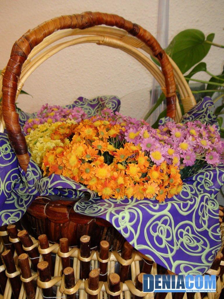 Decoracion floral en Floristeria Mandarina