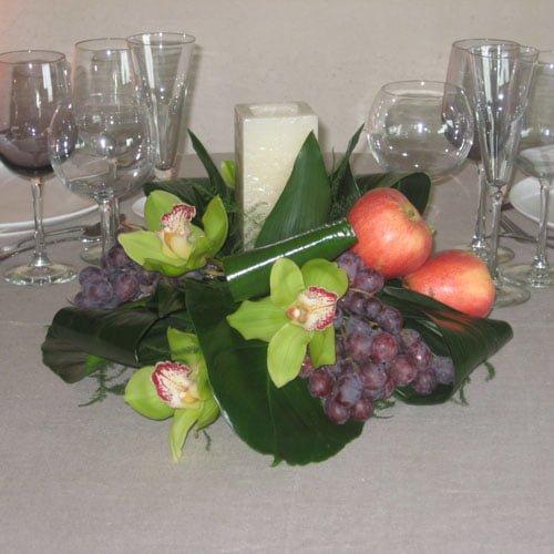 Decoración floral especial – Floristeria Mandarina