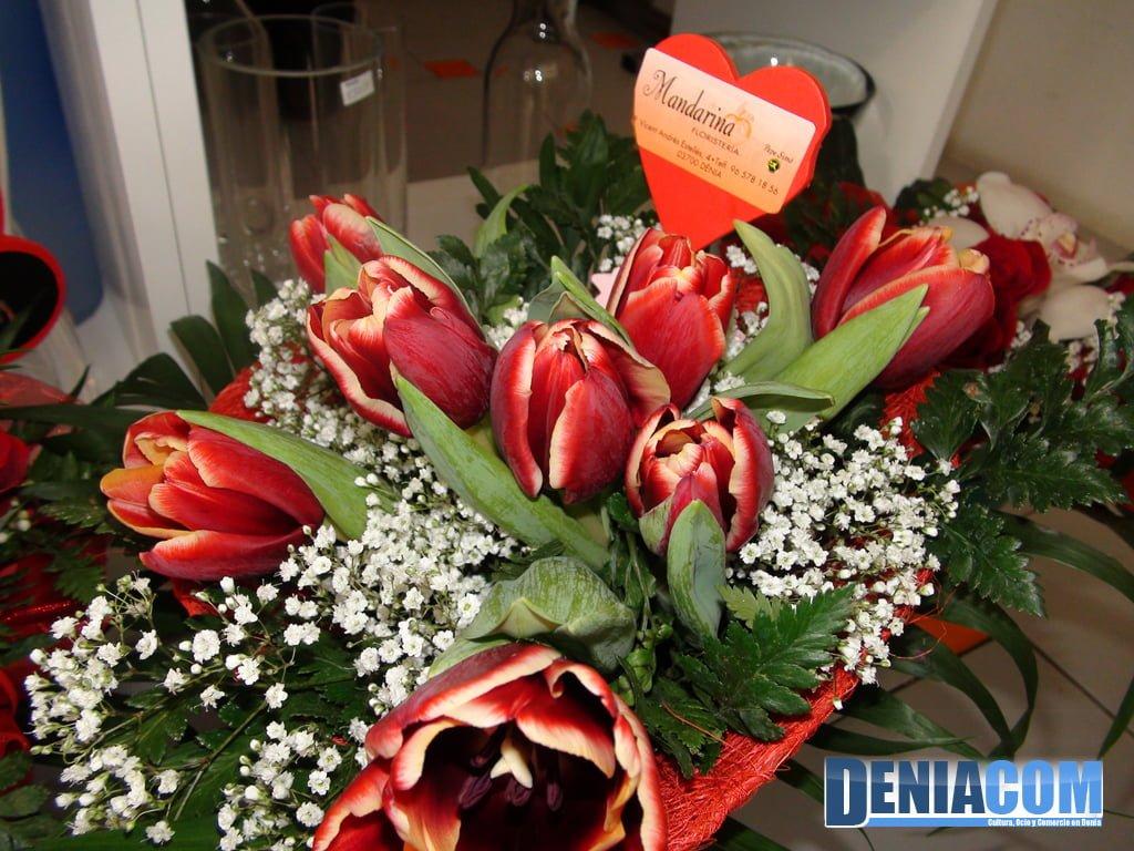 Tulipanes en Denia – Floristeria Mandarina