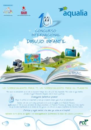 Concurso De Dibujo Para Celebrar El Día Mundial Del Agua Déniacom