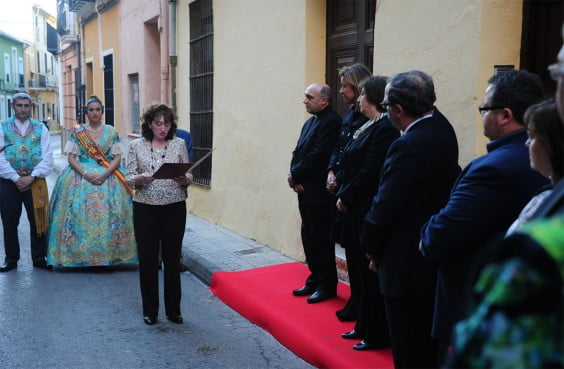 Homenaje a Roc Chabàs en el centenario de su muerte V
