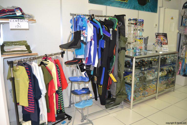 Accessoris per snorkel Pescamar nova botiga Portal de la Marina
