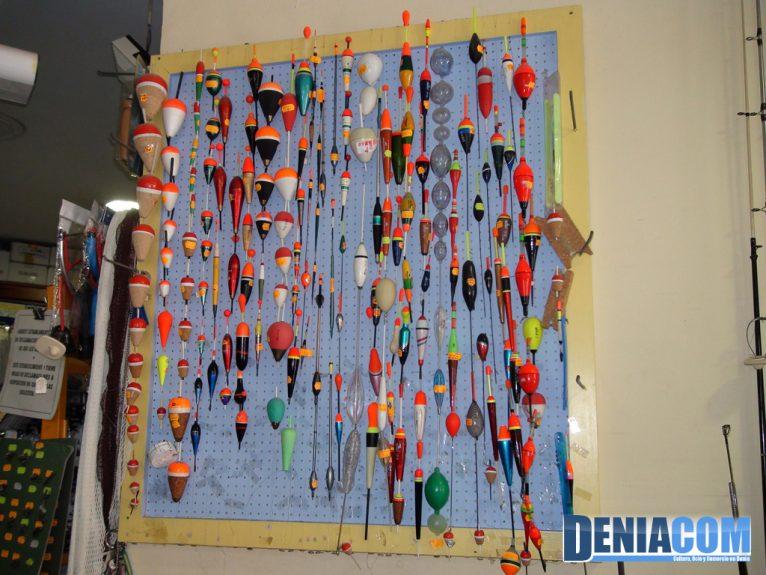 Articles de pesca a Dénia - Pescamar