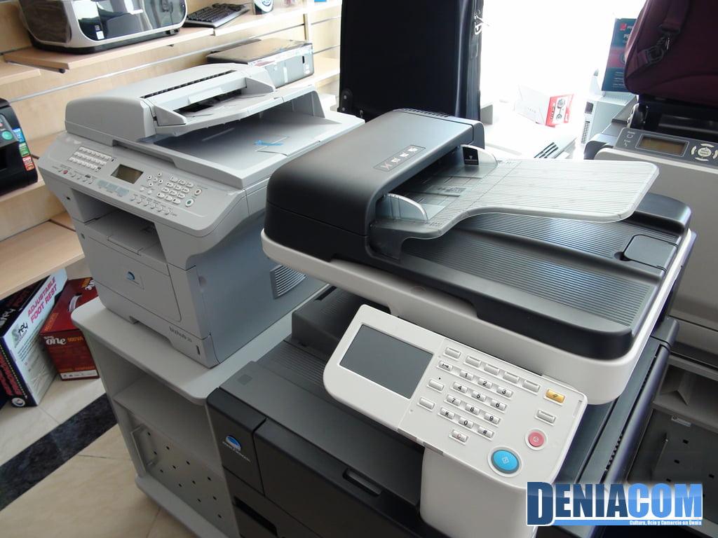 Copiadoras y fotocopiadoras en Dénia – Fernando Moll