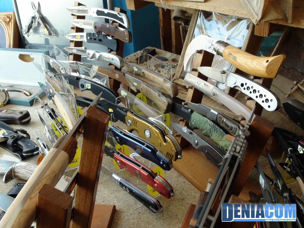 Ganivets de col·leccionista - Pescamar