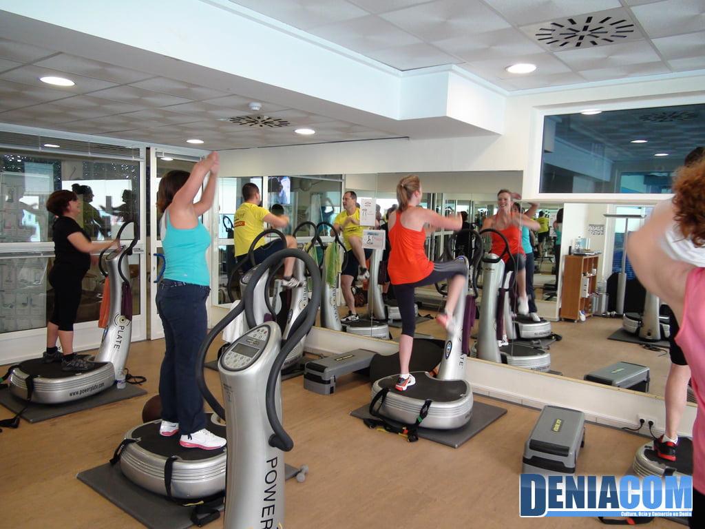 d nia centro de fitness centro power plate d