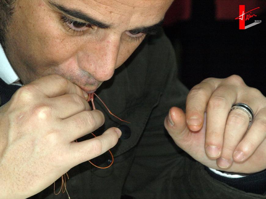 Degustación de Javi Antoja