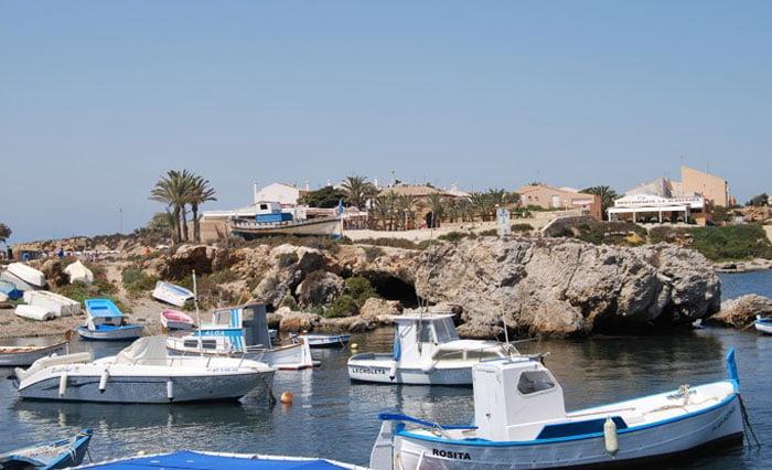 En barco a tabarca d - Residencial isla tabarca ...