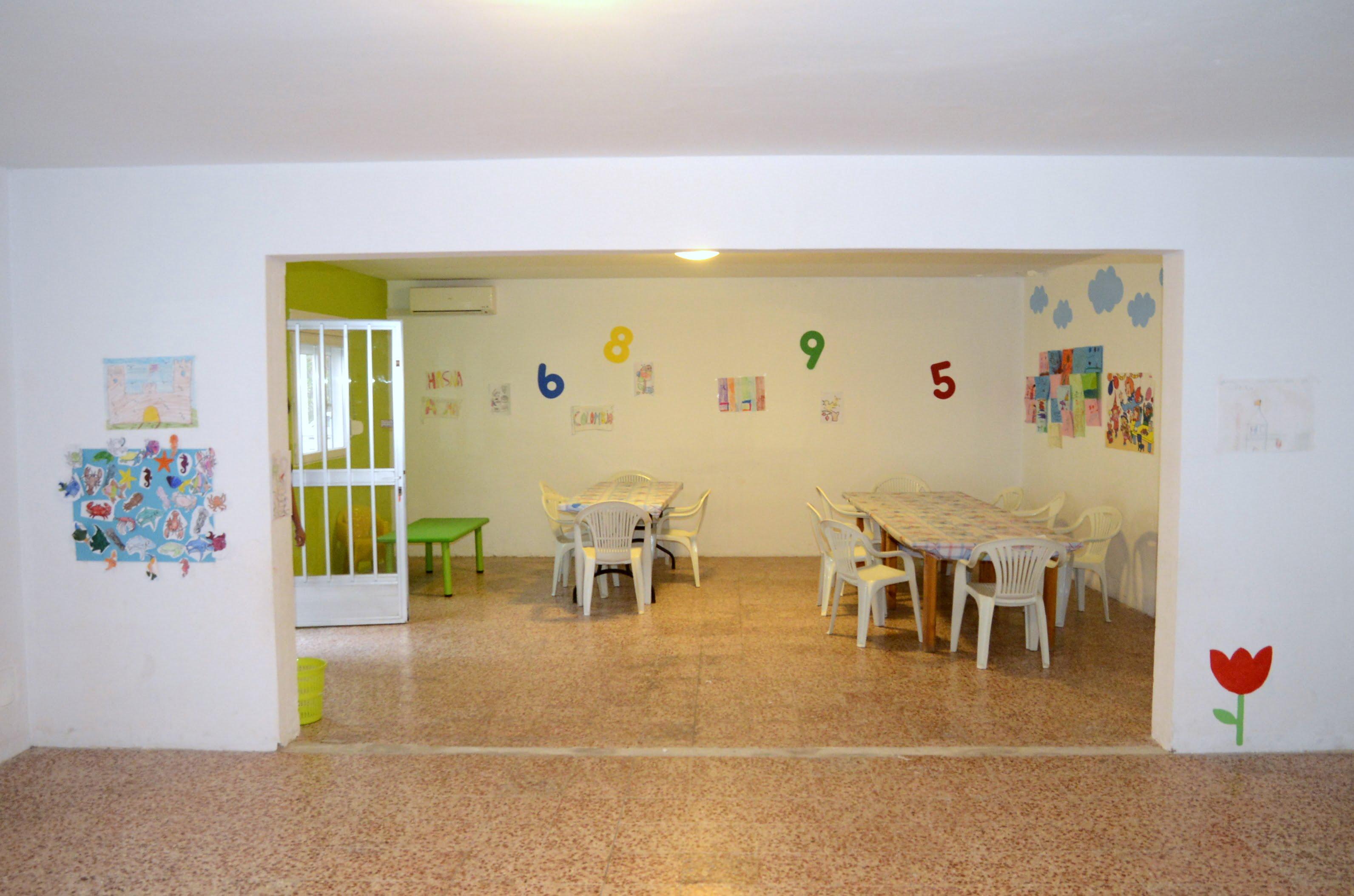 Escoleta El Castelles Aula per a nens de 3 a 6 anys