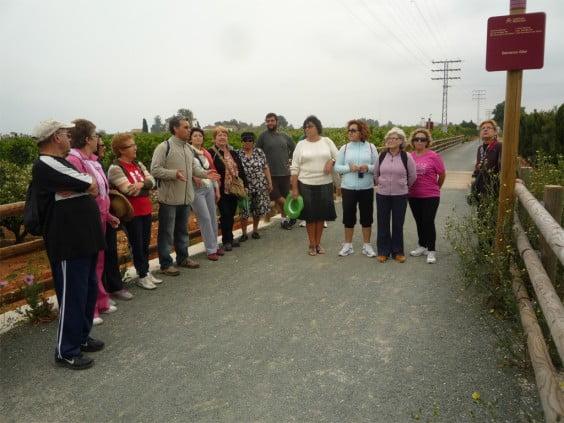 Excursión por la Vía Verde