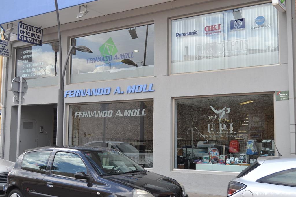 Fernando Moll – Dénia