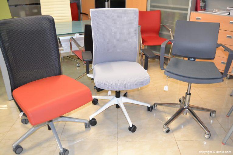 Fernando Moll - sillas de oficina