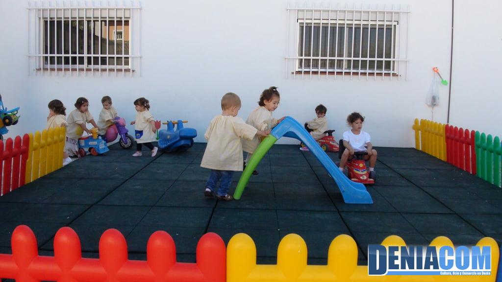 Jocs en l'Escoleta El Castellet